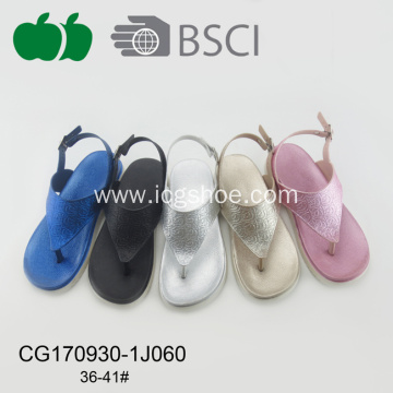 Hot Sale Popular Comfortable Latest Ladies Sandals